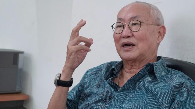 Pakar kuliner Indonesia William Wongso