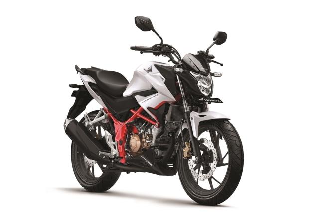 Suspensi Upside Down Honda CB150R Terbaru Bisa Dipasang di Model Lama? (107347)