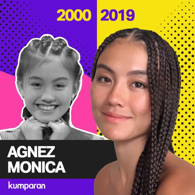 Throwback: Agnez Monica