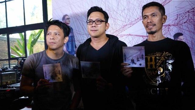 NOAH Luncurkan Album 'Keterkaitan Keterikatan' dalam Bentuk Digital (66423)