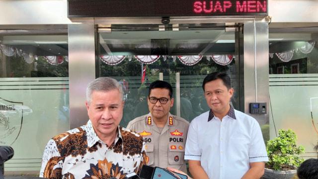 Bank Mandiri Laporkan Pemberitaan Hoaks di Media Online ke Ditreskrimsus Polda Metro Jaya