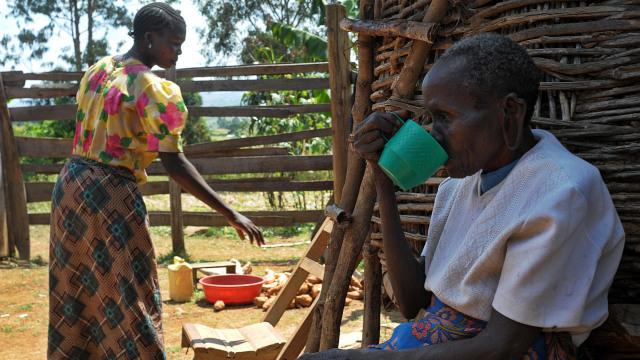 Riset: Diet Sehat ala Orang di Pedesaan Tanzania Bantu Cegah Paparan COVID-19 (223410)