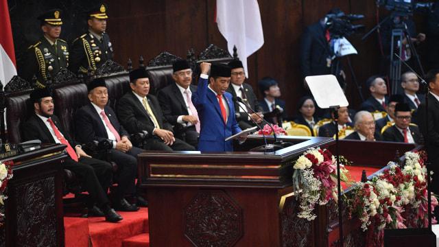 Jokowi: Indonesia Akan Bertaut Lagi Seperti Kiambang, Tak Akan Punah (358471)