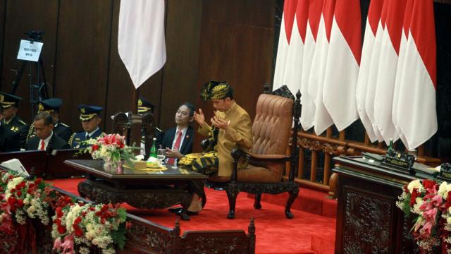 5 Poin Menarik dalam Pidato Jokowi di Sidang Tahunan MPR (54952)