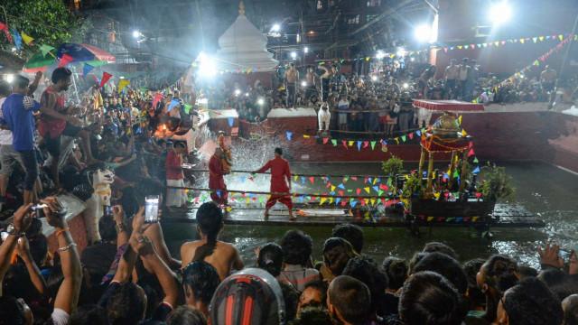 Nepal Bakal Gelar Festival Kurban Hewan Massal Terbesar di Dunia (880113)