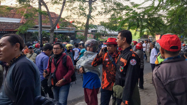 Penghuni Asrama Papua Ralat Keterangan Insiden Tiang Bendera Patah (87682)