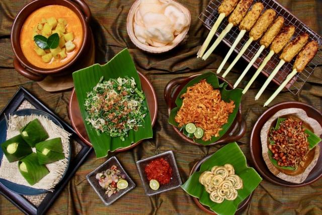 Ilustrasi Kuliner Indonesia