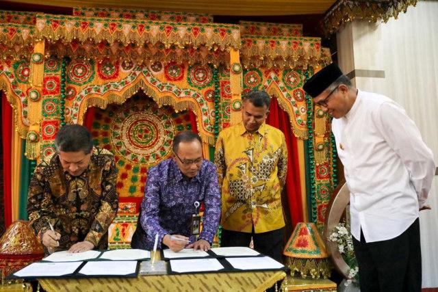 Pemerintah Aceh Komitmen Perkuat Kerja Sama dengan Perguruan Tinggi (123541)