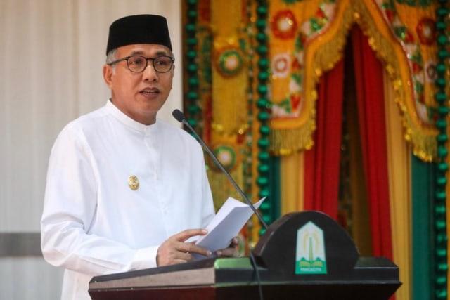 Pemerintah Aceh Komitmen Perkuat Kerja Sama dengan Perguruan Tinggi (123542)