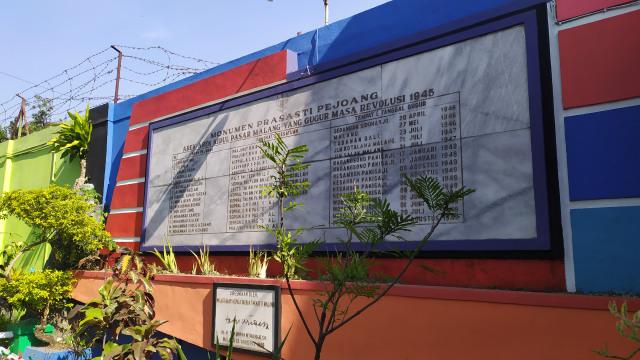 Cara Warga Kidul Pasar di Malang Mengenang Para Pejuang Kemerdekaan (125629)