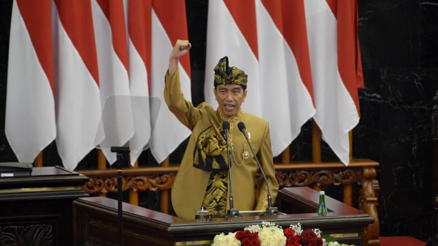 Istana soal Jokowi Tak Bahas HAM di Pidato Kenegaraan: Bukan Isu Utama (8493)