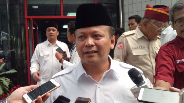 Wakil Ketua Umum DPP Gerindra Edhy Prabowo