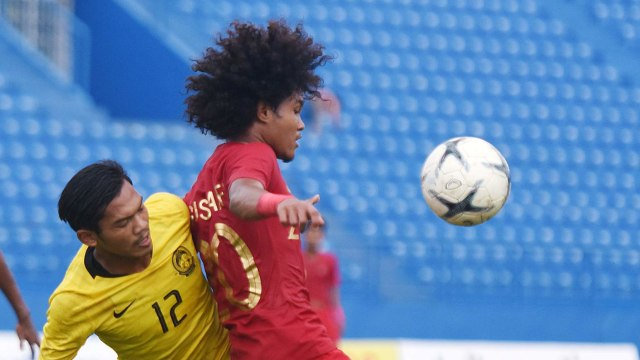 Timnas Indonesia U-19 melawan Timnas Malausia U-19, Piala AFF U-18