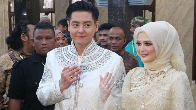 Sudah Sah! 5 Artis Ini Jalani Ramadhan Pertama Bareng Pasangan (1146616)