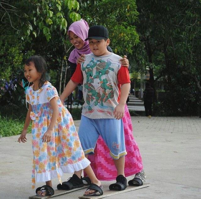 Belajar Sambil Bermain Bersama Kampoeng Hompimpa Pontianak  (278381)