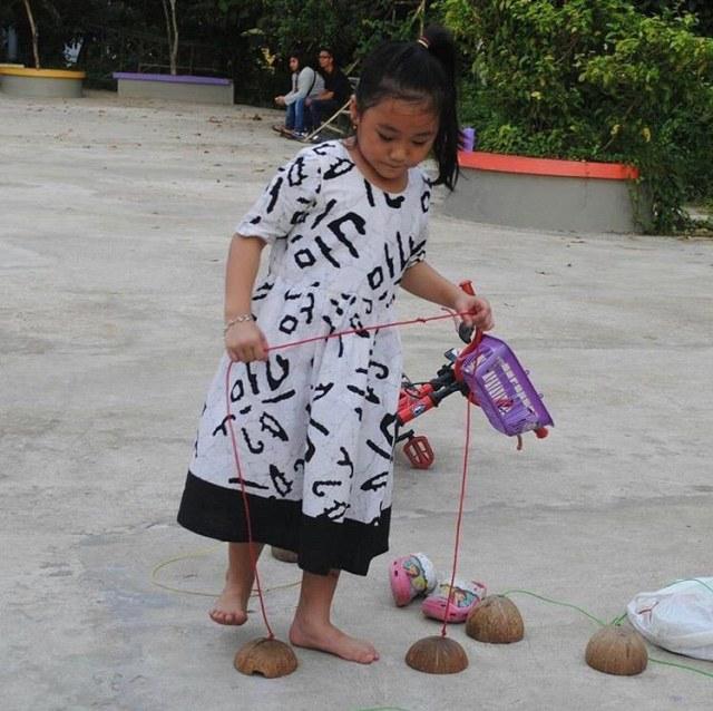 Belajar Sambil Bermain Bersama Kampoeng Hompimpa Pontianak  (278382)