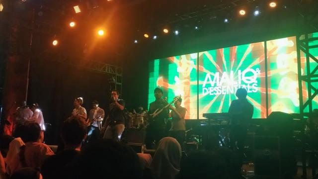 Maliq & D'Essentials Tampil Menggemaskan Di Road to Soundrenaline 2019 (2283)