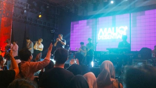 Maliq & D'Essentials Tampil Menggemaskan Di Road to Soundrenaline 2019 (2280)