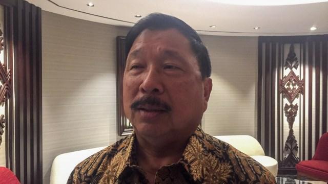 Wakil Ketua Umum Bidang Perindustrian Kadin Indonesia, Jhonny Darmawan