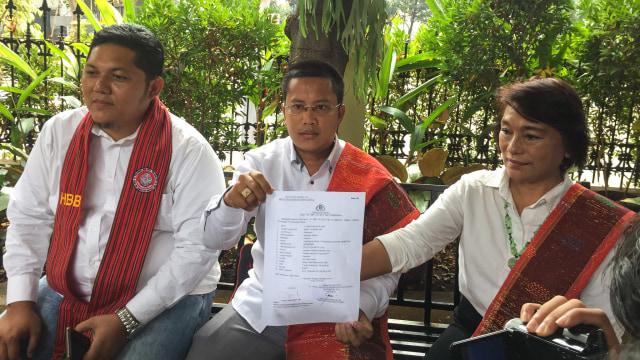 Organisasi Batak Laporkan Ustaz Somad ke Polda Metro Jaya Terkait Pernyataan Salib