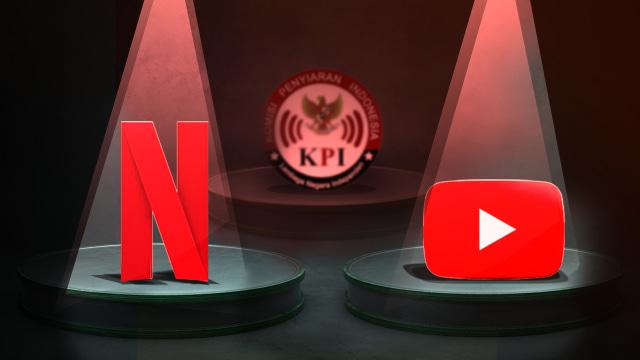 Sorotan KPI ke YouTube dan Netflix (90118)