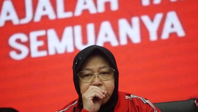 Megawati: Risma Usai Jadi Mensos Tiap Kali ke Sini Nangis, KDRT Makin Besar (39452)