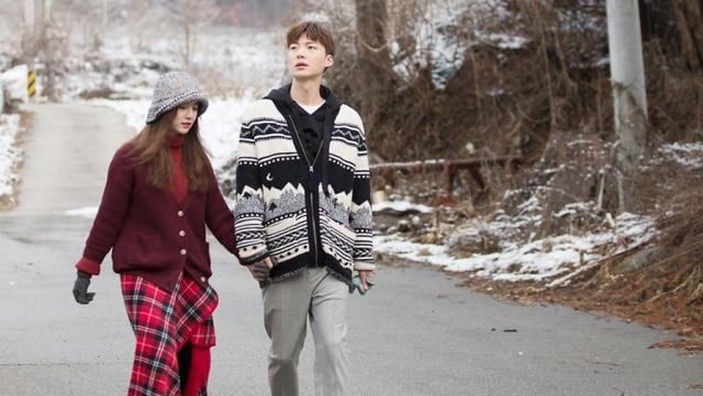 3 Momen Manis Ahn Jae Hyun dan Ku Hye Sun (746176)