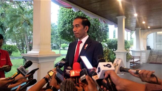 Jokowi soal Papua: Pace, Mace, Emosi Boleh Tapi Memaafkan Lebih Baik (10624)