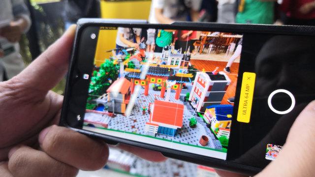 Smartphone Quad Camera 64 MP Realme