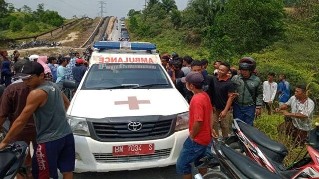 Tolak Ajakan Bersetubuh, Remaja Putri di Riau Dibunuh Pakai Cangkul (179507)