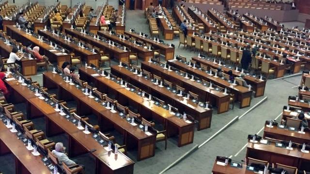 Paripurna DPR Tentang RUU Pertanggungjawaban APBN 2018
