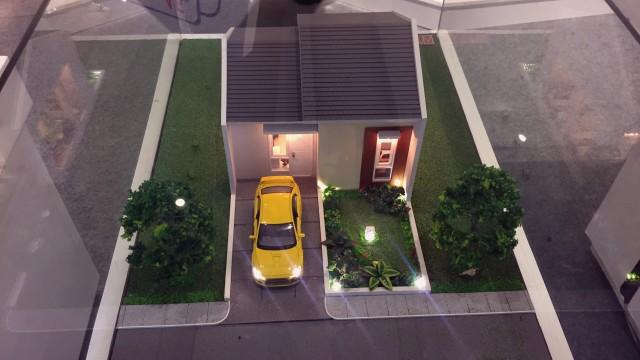 Rumah Rp 138 Jutaan Milik Perumnas Laris Manis Diburu Pembeli (47070)