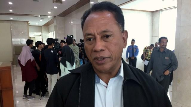 Ketua DPP PDI Perjuangan Komarudin Watubun.
