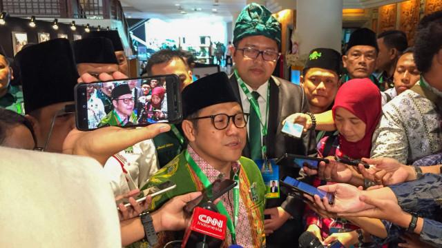 Kelakar Jokowi soal PKB Pilih Muktamar di Bali (717138)