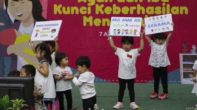 Ayah ASI, Sosok yang Wajib 'Dibentuk' di Indonesia (32294)