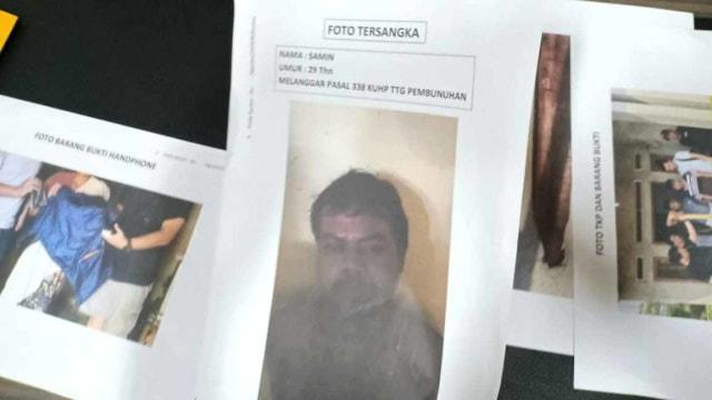 Polda Banten ungkap pembunuh keluarga di Serang