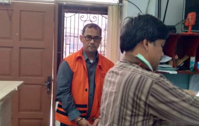 KPK Eksekusi Penyuap Romy dan Menag Lukman Hakim ke Lapas Tangerang (289609)