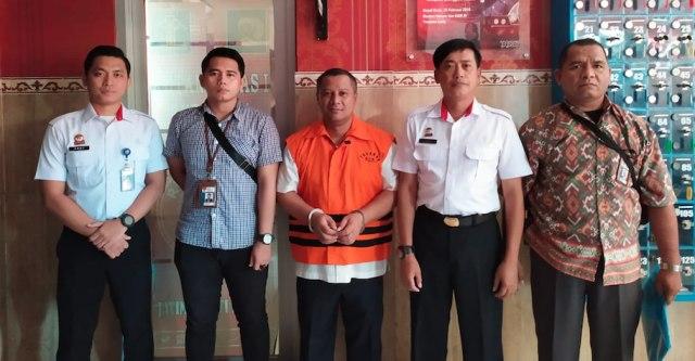 KPK Eksekusi Penyuap Romy dan Menag Lukman Hakim ke Lapas Tangerang (289612)
