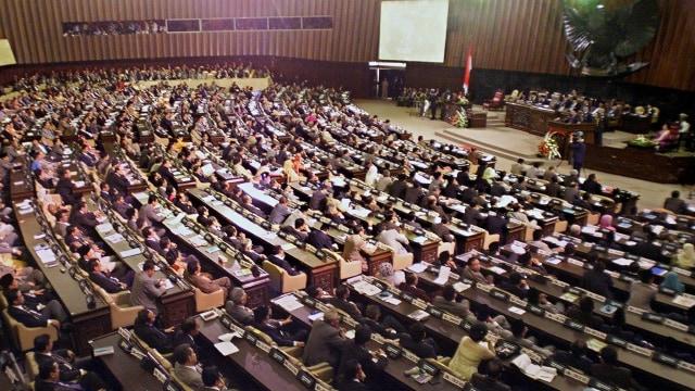 LIPUTAN KHUSUS, GBHN, Garis-garis Besar Haluan Negara, Majelis Permusyawaratan Rakyat (MPR), Presiden ke-4 Indonesia Abdurrahman Wahid