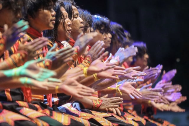 Video: Aksi Tari Saman, Warisan Budaya Aceh yang Diakui UNESCO (16457)