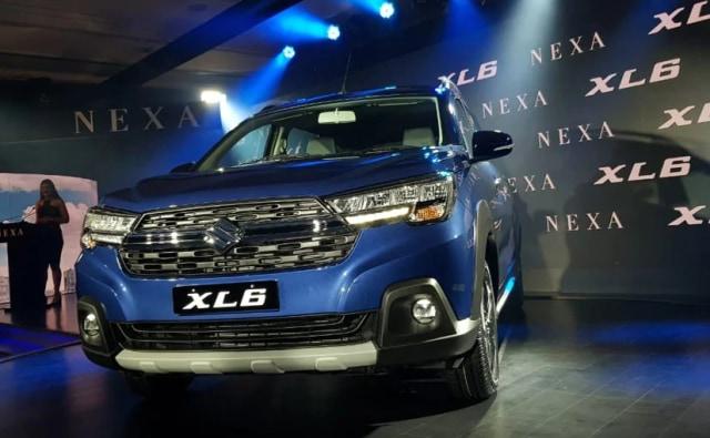 Suzuki 'Ertiga Crossover' XL7 Belum Bisa Dipesan (110885)