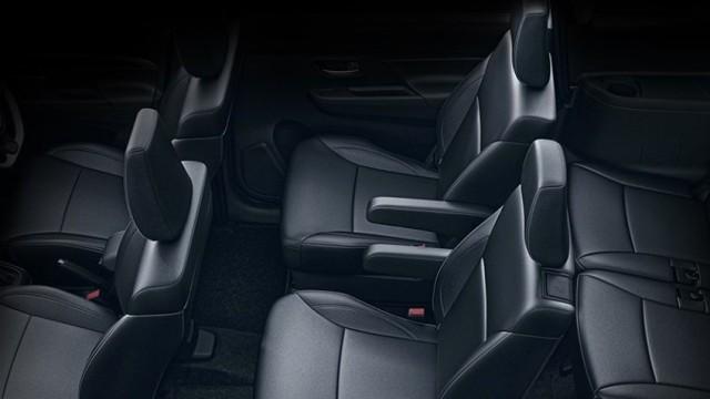 Captain seat di Suzuki XL6