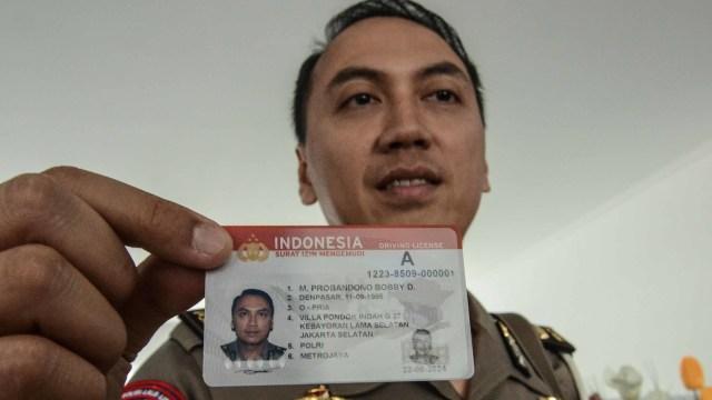 SIM Bisa Dicabut bagi Pelanggar Lalu Lintas (383043)