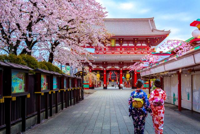 Tokyo Jadi Kota Paling Instagramable di Dunia 2021, Jakarta Peringkat 27 (254417)