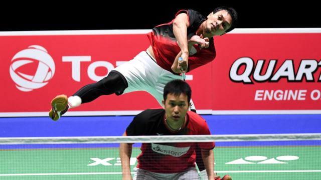 Dalam 29 Menit, Ahsan/Hendra Segel Tiket ke Semifinal China Terbuka (135525)
