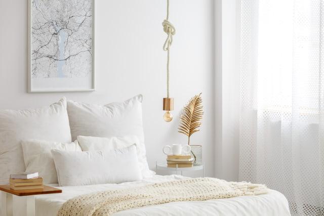 Bisa Bawa Energi Positif, Ini 5 Warna Kamar Tidur Terbaik Menurut Feng Shui (4)