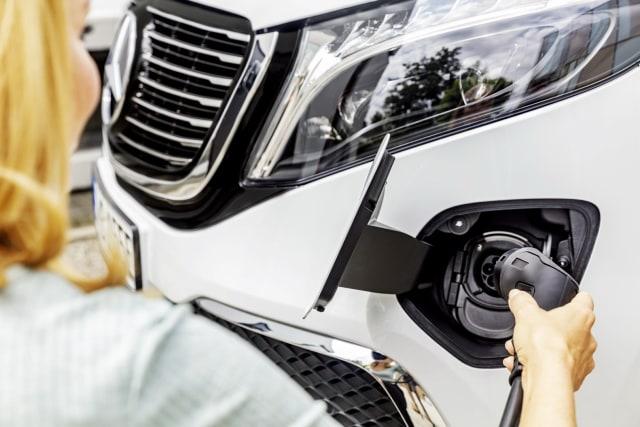 Bocoran 3 Mobil Listrik Mercedes-Benz yang Meluncur ke Indonesia Tahun 2021  (235007)