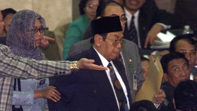 LIPUTAN KHUSUS, GBHN, Garis-garis Besar Haluan Negara,Pemilihan Presiden Abdurrahman Wahid (Gusdur)