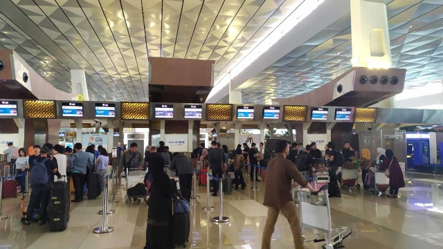 Hebat! Bandara Soekarno-Hatta Jadi 1 dari 10 Bandara LCC Terbaik Dunia (117647)