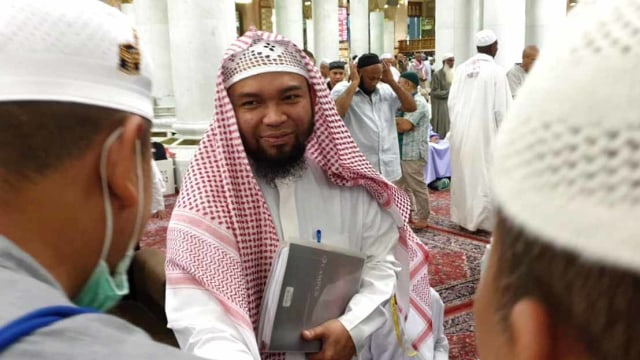 Kajian Bahasa Indonesia oleh Ustad Ariful Bahri